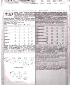 McCalls M4633 1