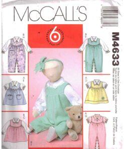 McCalls M4633