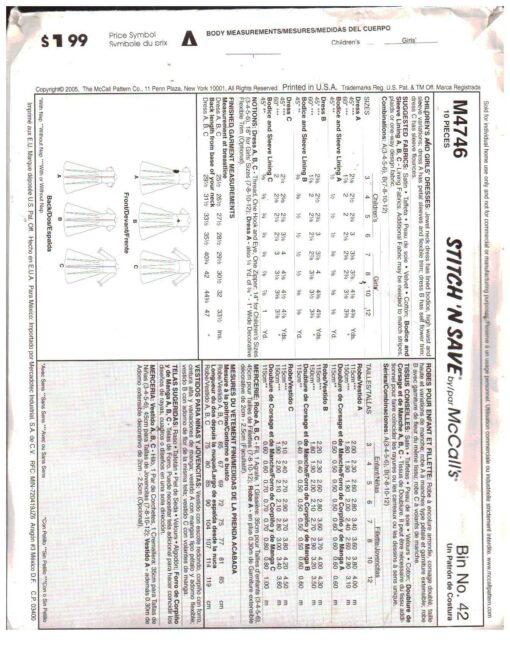McCalls M4746 1