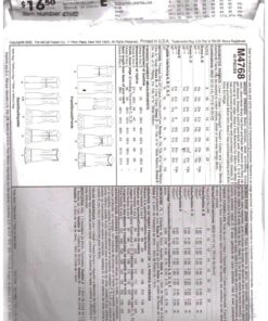 McCalls M4768 1