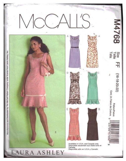 McCalls M4768