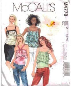 McCalls M4778