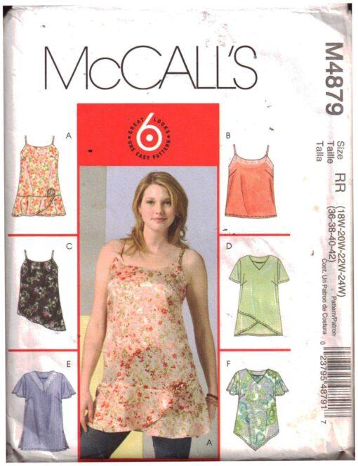 McCalls M4879