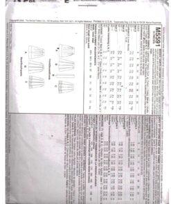 McCalls M5591 1