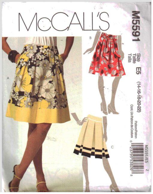 McCalls M5591