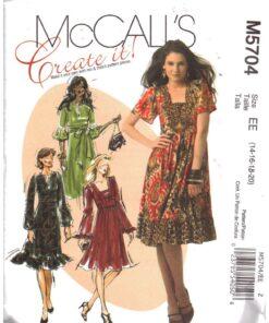 McCalls M5704