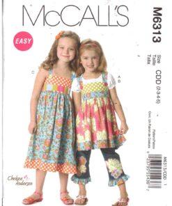 McCalls M6313