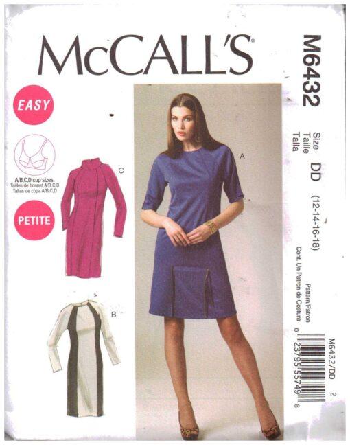 McCalls M6432