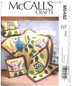 McCalls M6482