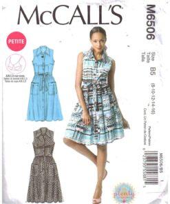 McCalls M6506