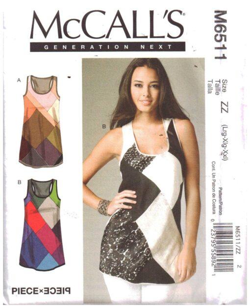 McCalls M6511