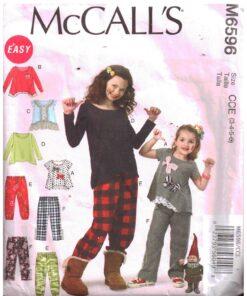 McCalls M6596