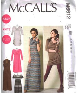 McCalls M6612