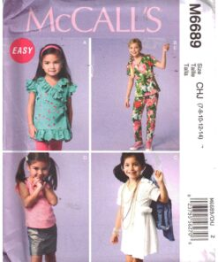 McCalls M6689