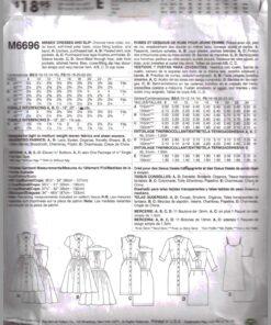 McCalls M6696 1