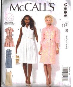 McCalls M6696