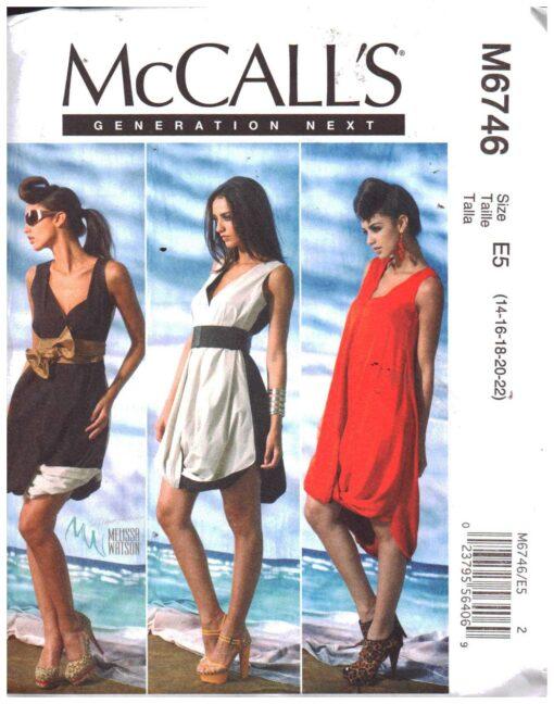 McCalls M6746