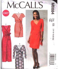McCalls M6884