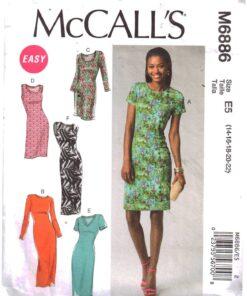 McCalls M6886