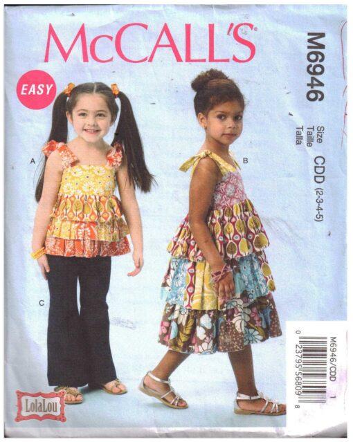 McCalls M6946