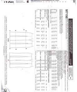 McCalls M7198 1