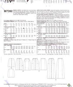 McCalls M7392 1