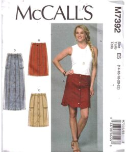 McCalls M7392