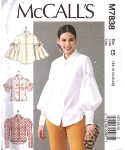 McCalls M7838