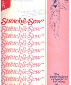 Stretch Sew 1075
