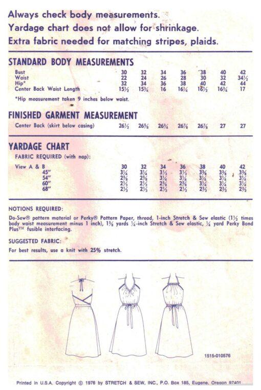 Stretch Sew 1515 1