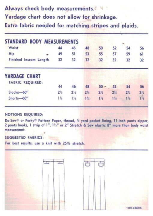 Stretch Sew 1701 1