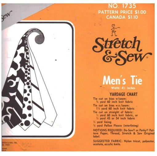 Stretch Sew 1735