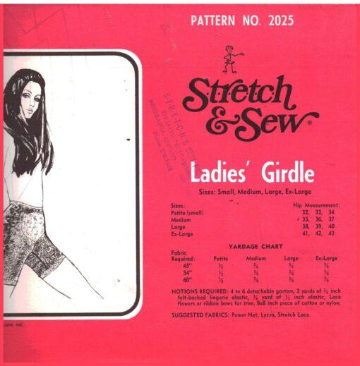 Stretch Sew 2025