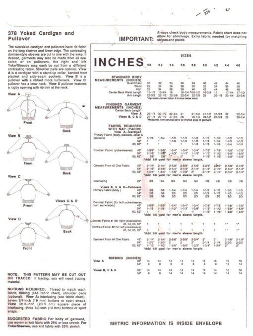 Stretch Sew 378 1