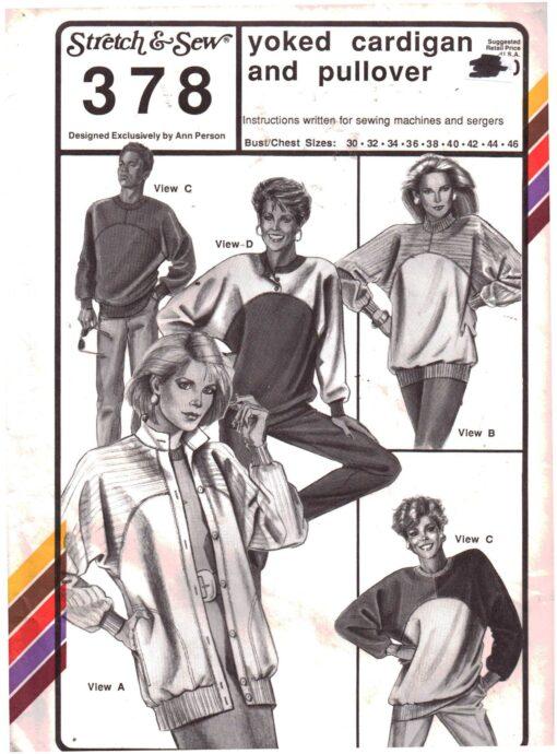 Stretch Sew 378