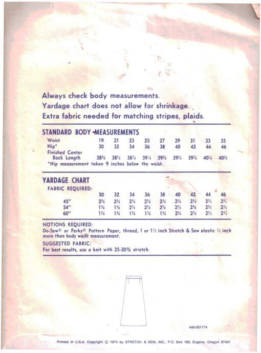 Stretch Sew 440 1