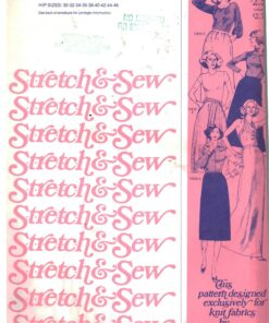Stretch Sew 445