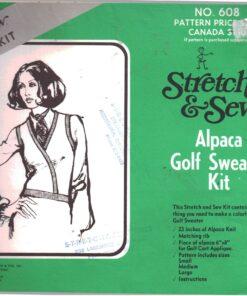 Stretch Sew 608