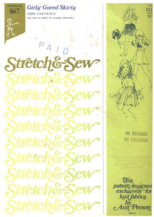 Stretch Sew 867