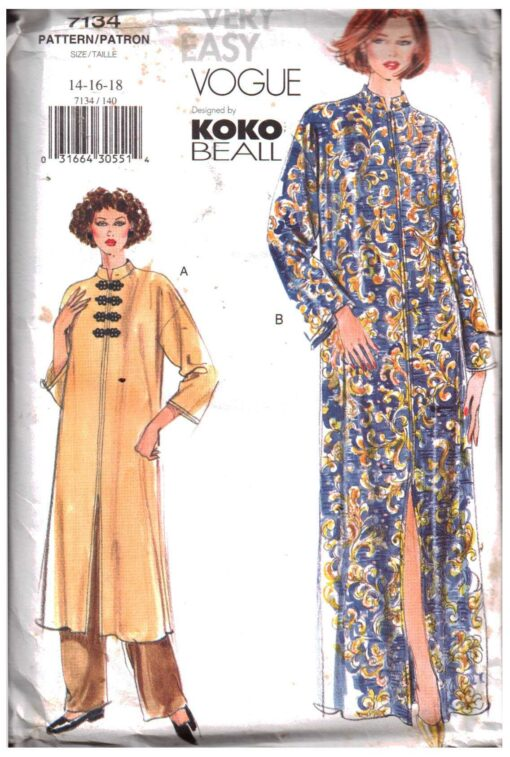 Vogue 7134