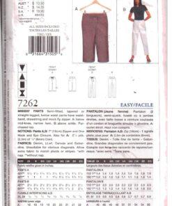 Vogue 7262 1