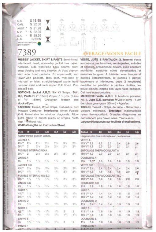 Vogue 7389 1