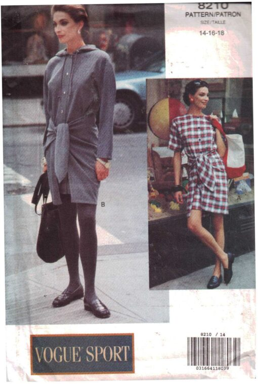 Vogue 8210