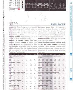 Vogue 9755 1