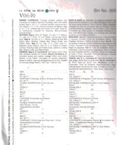Vogue V0640 1
