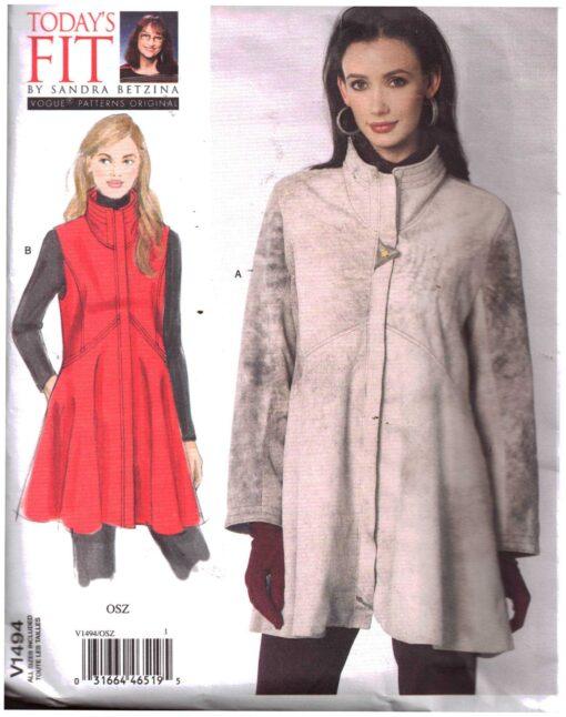 Vogue V1494