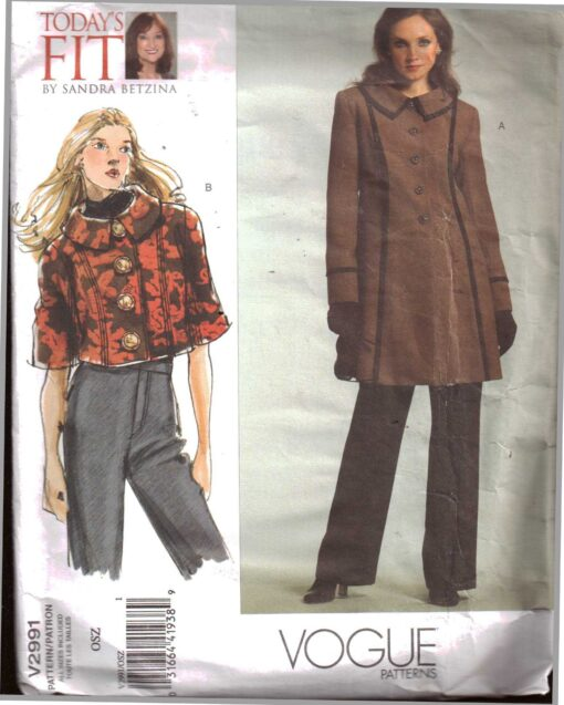 Vogue V2991