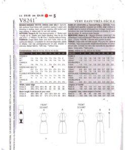 Vogue V8241 1