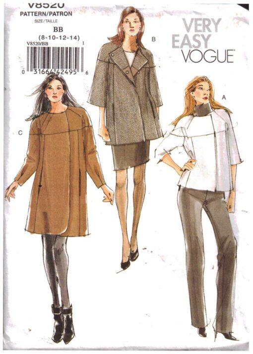 Vogue V8520