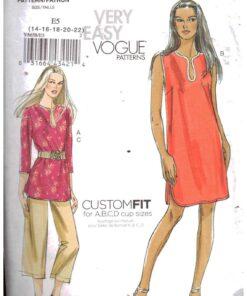 Vogue V8658